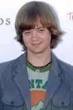 Jason Earls on the red carpet. Royalty Free Stock Image
