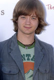 Jason Earls on the red carpet. Jason Earls on the red carpet in West Hollywood in March 2007 royalty free stock photo