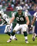Jason Fabini, New York Jets Royalty Free Stock Photography