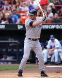 Jason Giambi, New York Yankees 1B Στοκ Φωτογραφία