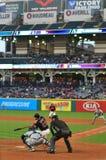 Jason Kipnis, juego de Cleveland Indians Baseball foto de archivo libre de regalías