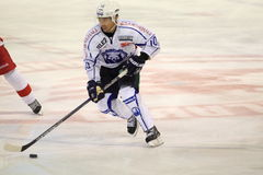 Jason Krog - Medvescak Zagreb Royalty Free Stock Photos