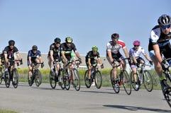 Jason LaPierre Cycling Criterium 2016 stock fotografie