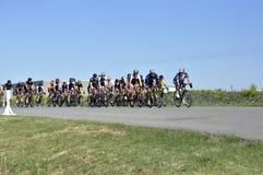 Jason LaPierre Cycling Criterium 2016 stock afbeeldingen