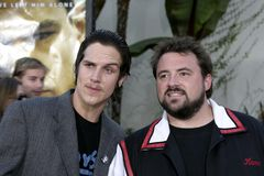 Jason Mewes and Kevin Smith Stock Photo