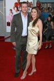 Jason O'Mara, Paige Turco, The Game Royalty Free Stock Images