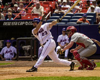 Jason Phillips, New York Mets Immagini Stock