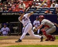 Jason Phillips, New York Mets. New York Mets catcher Jason Phillips. (Image taken from color slide Stock Images