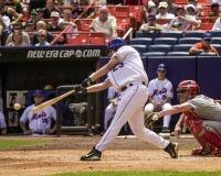 Jason Phillips, New York Mets, collettore Fotografia Stock