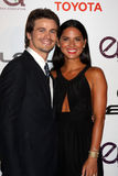 Jason Ritter, munn d'Olivia Photo stock