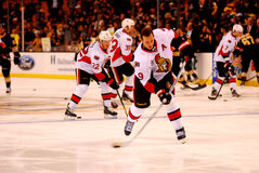 Jason Spezza Ottawa Senators Stock Images