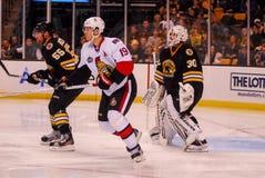 Jason Spezza Ottawa Senators Imagenes de archivo
