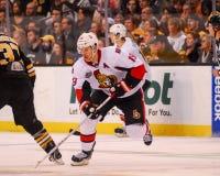Jason Spezza Ottawa Senators Stock Photo