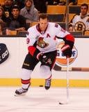 Jason Spezza Ottawa Senators Stock Images
