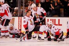 Jason Spezza, Ottawa Senators Stock Photo