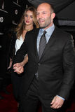 Jason Statham, Rosie Huntington Stock Photography