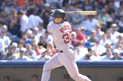 Jason Varitek photo libre de droits