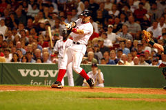 Jason Varitek Boston Red Sox photos libres de droits
