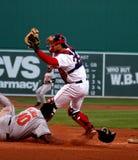 Jason Varitek Boston Red Sox Royalty Free Stock Photo