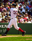 Jason Varitek Boston Red Sox Imagem de Stock