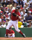 Jason Varitek Boston Red Sox Fotografia de Stock