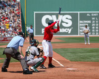 Jason Varitek,  Boston Red Sox Royalty Free Stock Image
