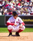 Jason Varitek, Boston Red Sox Imagem de Stock