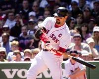 Jason Varitek,  Boston Red Sox Royalty Free Stock Photography