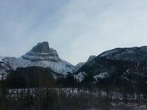 Jaspe, Alberta Photographie stock