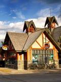 Jaspe, Canadá Imagens de Stock Royalty Free