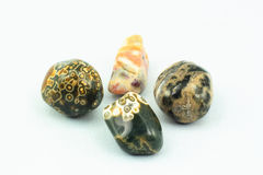 Jasper Birth Stone. Stock Photos
