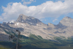 Jasper, Candian Rockies Royalty Free Stock Photo