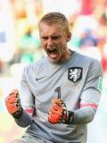 Jasper Cillessen Coupe du monde 2014 Stock Photography