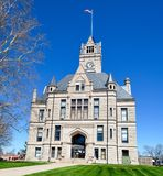 Jasper County Courthouse Stock Photo