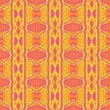 Jasper Geometric Symmetrical Abstract Acrylic-Malerei Lizenzfreies Stockfoto