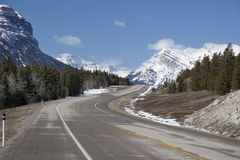 Jasper Highway Stock Images