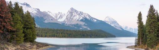 Jasper National Park Royaltyfria Bilder