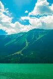 Jasper National Park, Alberta, Canadá Imagem de Stock Royalty Free
