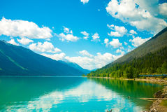 Jasper National Park, Alberta, Canadá Fotos de archivo