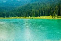 Jasper National Park, Alberta, Canada Royalty Free Stock Photography