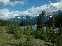 Jasper National Park, Alberta, Kanada. stockbild