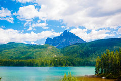 Jasper National Park, Alberta, Kanada Lizenzfreie Stockfotografie