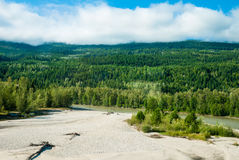 Jasper National Park Alberta, Kanada Royaltyfri Bild