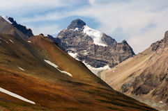 Jasper National Park Canada Mountain Lizenzfreie Stockbilder