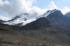 Jasper National Park i Alberta, Kanada Arkivbilder