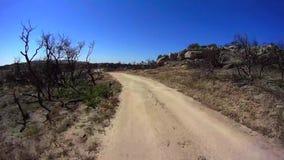 Jasper Trail Borrego Desert Ca POV 2 filme