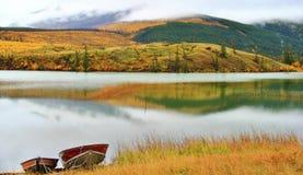 Jaspis, Alberta Zdjęcie Royalty Free