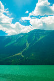 Jaspisowy park narodowy, Alberta, Kanada Obraz Royalty Free