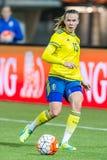Jassica Samuelsson van Zweden Royalty-vrije Stock Fotografie