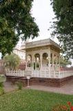 Jaswant Thada寺庙在乔德普尔城 免版税库存照片